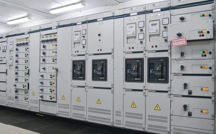High-voltage Switch Cabinet